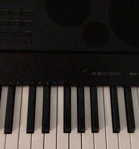 Синтезатор Касио 6500