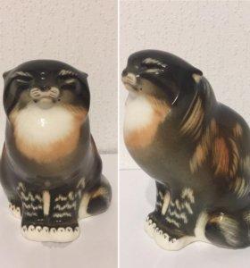 Статуэтка дикий кот