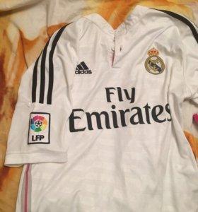 Оригинальная форма Real Madrid.Взрослый размер