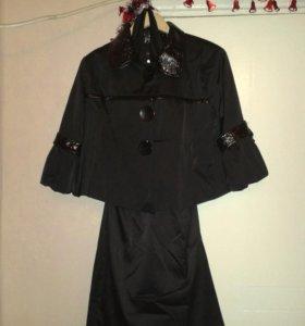 Платье, пиджак в подарок!