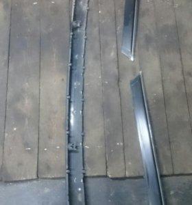 Молдинг бампера бмв е38 хром