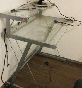 Столы компьютерные