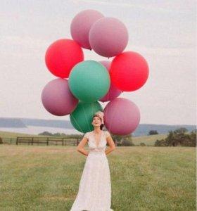 воздушный шар диаметром 90 см