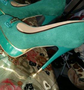 модные туфли на выпускной