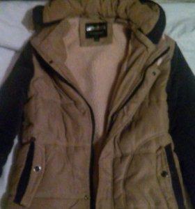 Зимняя куртка, мужская