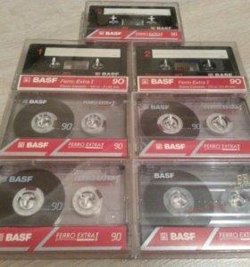 Аудио кассеты