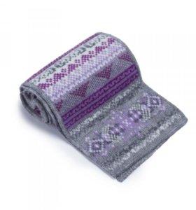 Новый шарф futurino +шапка lassie