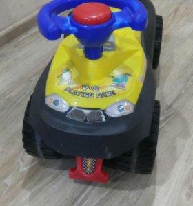 Машинка для ребенка до 3лет
