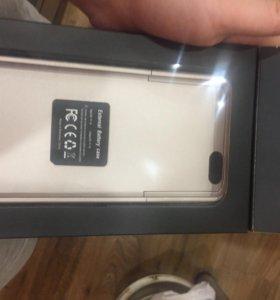 Чехол зарядник  новый для айфона 6 плюс