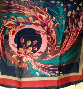 Шёлковый платок. Новый