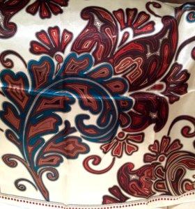 Шелковый платок. Новый