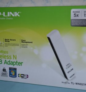 Wi-Fi адаптер TP-Link