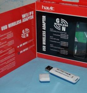 Wi-Fi адаптер Havit WF-03