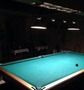 Бильярдный стол мраморный