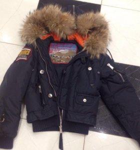Куртка Dsquared пуховик 42-44