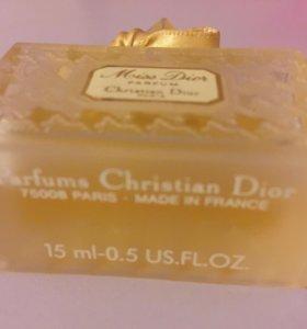 Духи Dior, тени Dior