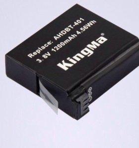 Аккумулятор Kingma для GoPro Hero 4