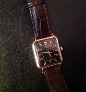 Золотые часы МакТайм  мужские