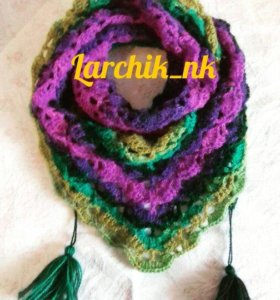 Бактус  (платок шарф)