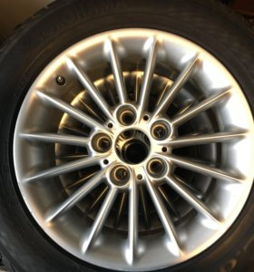 Колеса в сборе БМВ 48 стиль 5series e39