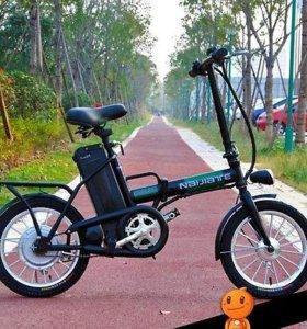 Электровелосипед для взрослых