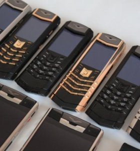 "Vertu Signature S Design All Colors ""VIP"""