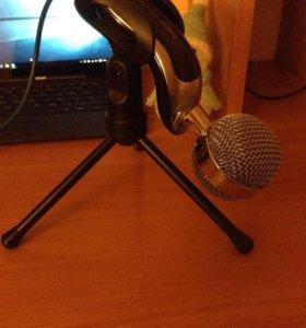 Microphone Desktop SF-922B