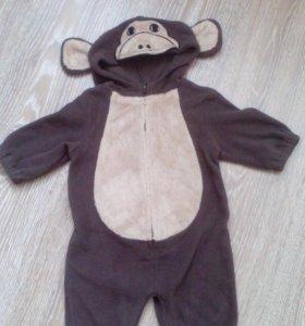"""Комбинезон """"обезьянка"""""""