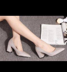 Туфли р.37-38