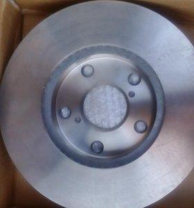 Rav 4 Тормозные диски Brembo