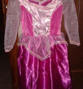Платье нарядное карнавальное