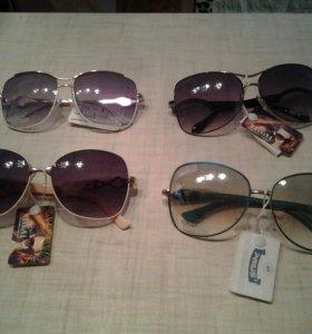 Новые. Солнечные очки.