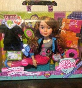 Новая кукла 46 см с аксессуарами ❤ игрушки