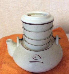 Новый чайный набор (японский стиль)