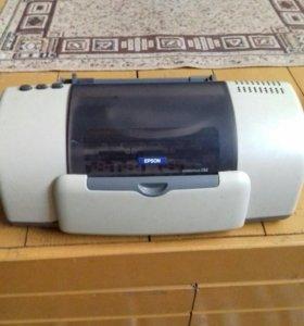 Принтер  EPSON STYLUS C62