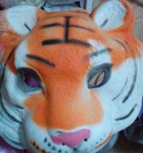 Маска тигр