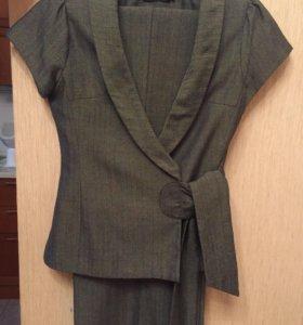 Брючный женский костюм фирмы concept