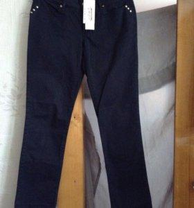 Джинсы женские высокие 46-48 новые с этикеткой