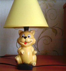 Лампа -светильник  ночник