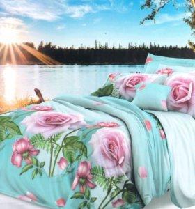 2-спальный КПБ с европростыней+беспл.доставка