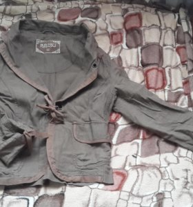 куртка и пиджак