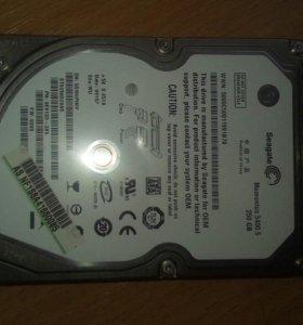 Жесткий диск, 250 GB