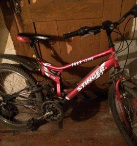 Велосипед Stinger Foxx sx100