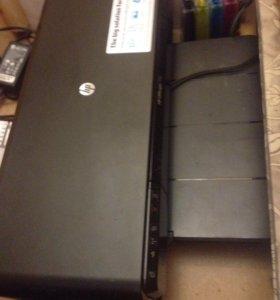 Принтер office jet 7110