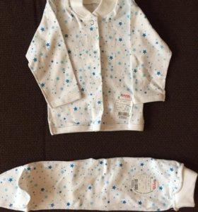 Новый детский комплект / пижама !