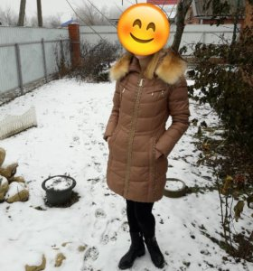 Зимний пуховик 🔥