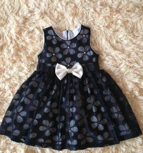 Продаю новое платье 104см