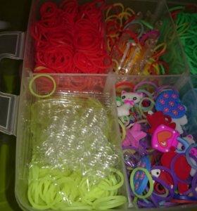 Набор для плетения резиночки