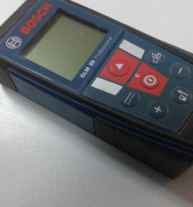 Дальномер лазерный bosch GLM50 professional