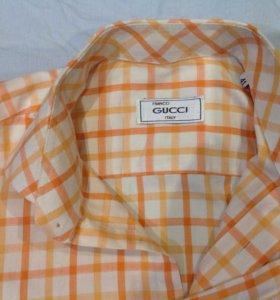 Мужская рубашка GUCCI Italy.